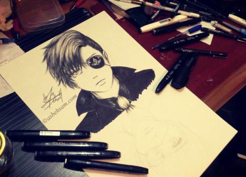Fan Art: Kaneki