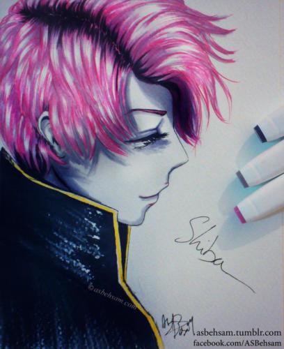 Original Art: Shiba
