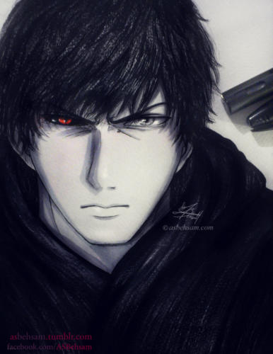 Fan Art: Amon